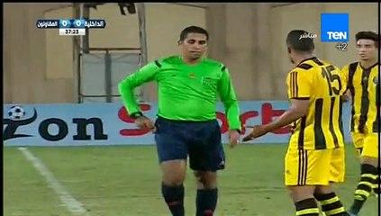 عمر جمال يحصل علي أول إنذار في الدوري العام موسم 2015/2016