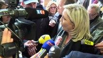 Le Pen jugée pour ses propos sur les prières de rue