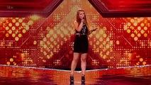 The X Factor UK 2015 S12E10 6 Chair Challenge - Girls - Charli Beard Full Clip