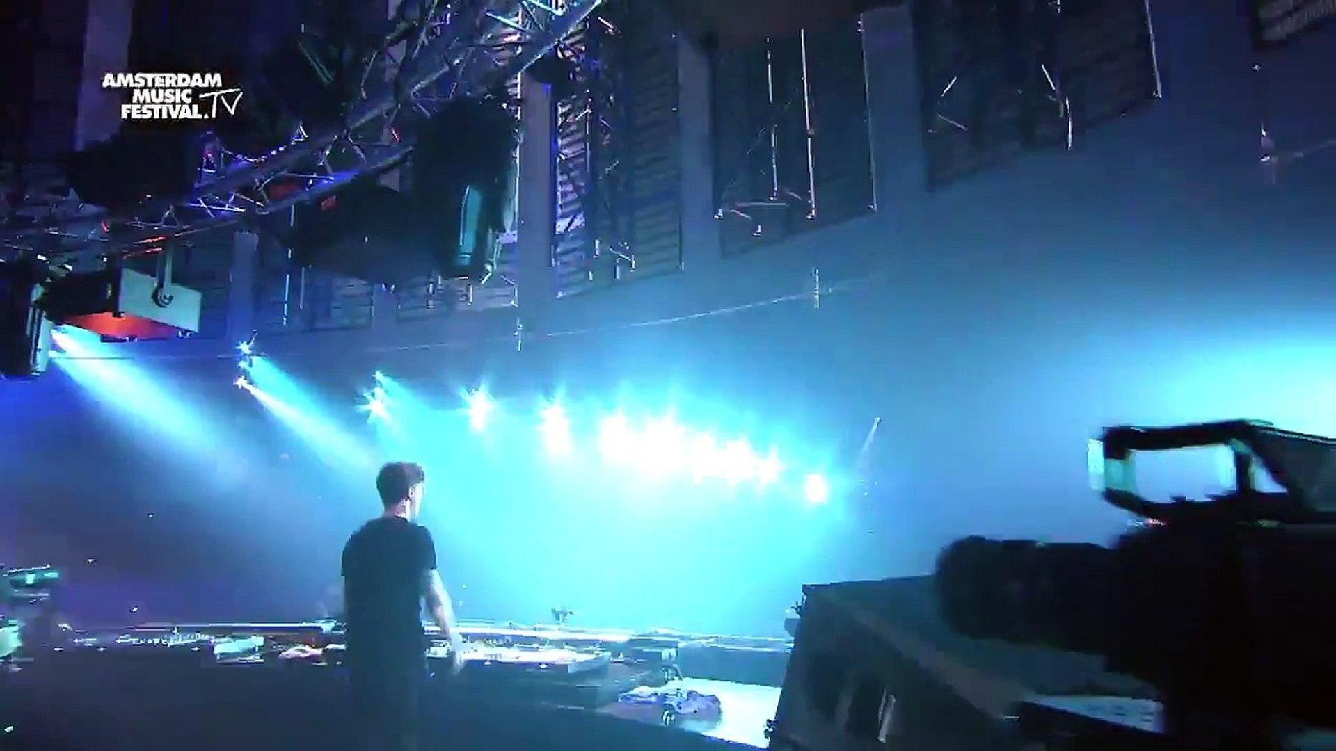 Martin Garrix Live at Amsterdam Music Festival 2015