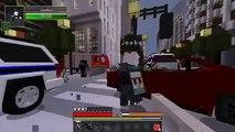 Plants vs Zombies Mafia Police Investigation! (Minecraft Roleplay) #1