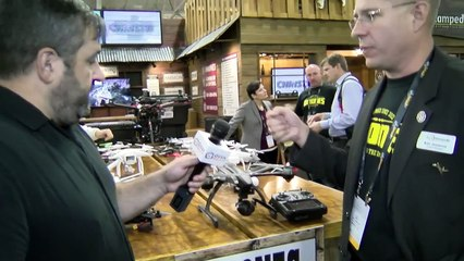 CEDIA 2015: Consumer Drones and the Yuneec Q500 4K