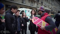 Micro-trottoir Retour vers le futur : les Français veulent majoritairement revenir à la même époque
