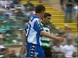 O dia em que uma LENDA do Sporting mandou o Paulinho Santos para o hospital