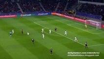 2-0 Javiér ''Chicharito'' Hérnandez Second Goal | Bayer Leverkusen v. AS Roma 20.10.2015