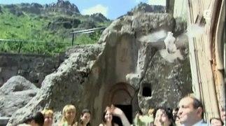 Armenie a la croisee des chemins