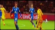Bate Borisov - Barcellona risultato finale: 0-2, sintesi e highlights Champions League