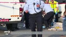Cisjordanie: 2 Israéliens blessés par une voiture bélier