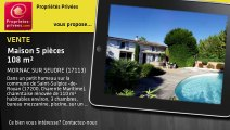 A vendre - Maison - Mornac Sur Seudre (17113) - 5 pièces - 108m²