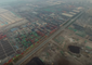 Drone Footage Shows Cleanup Operation at Tianjin Blast Site