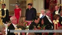 Royaume-Uni: banquet royal à Londres pour Xi Jinping