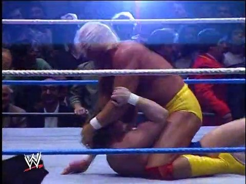 WWF The War To Settle The Score - Roddy Piper Vs. Hulk Hogan