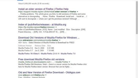 How to Download Mozilla Firefox Old Version - video dailymotion