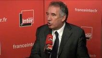 Primaires, chomage : François Bayrou répond aux questions de Patrick Cohen