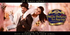 "Shah Rukh Khan-Kajol Celebrate 20 Years Of ""Dilwale Dulhania Le Jayenge""-Bollywood HDVideos-Bollywood Classic Collection"
