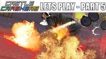 Castle Crashers - Amazing Grace! (Castle Crashers Lets Play Part 5) - By J&S Games!