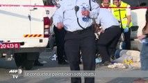 Cisjordanie : 2 Israéliens blessés par une voiture bélier