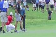 Golf: tempi incerti per il ritorno sul green di Tiger Woods