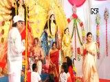 Vidya Balan Celebrates Durga Puja!