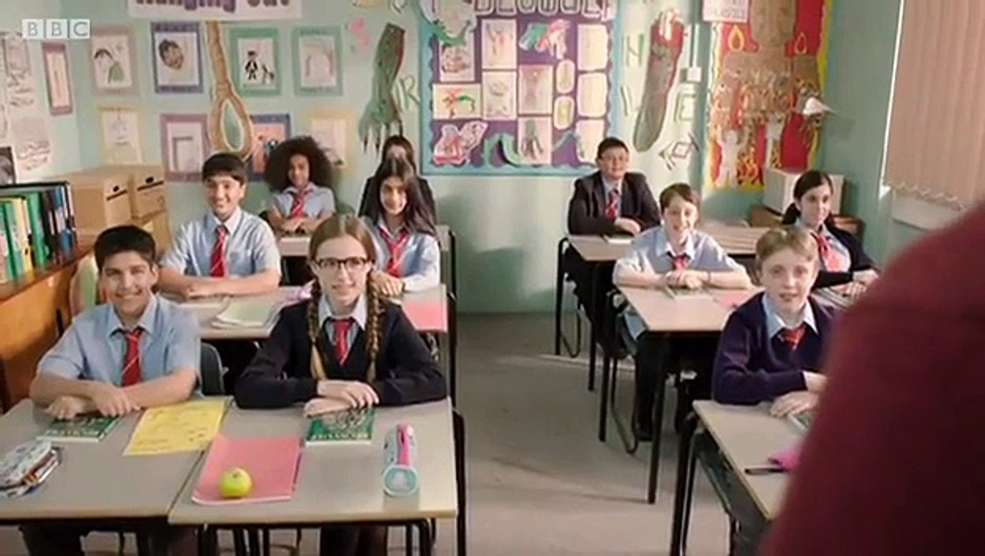 Bad Education Season 2 Episode 2 : The American