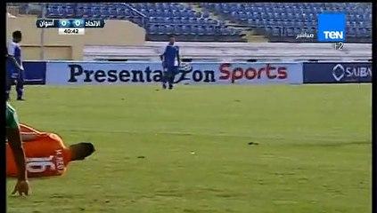 أحمد السيد ينقذ هدف مؤكد من على خط المرمى