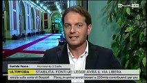 """Daniele Pesco (M5S): Rainews24 """"Renzi - Berlusconi fanno le stesse cose"""" - MoVimento 5 Stelle"""