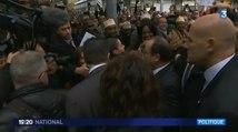François Hollande chahuté à La Courneuve - ZAPPING ACTU DU 21/10/2015