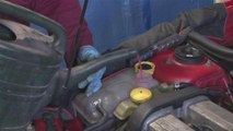 How To Check Antifreeze >> How To Check Refill Engine Coolant Antifreeze Video