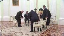 Bachar al-Assad a rencontré Vladimir Poutine à Moscou