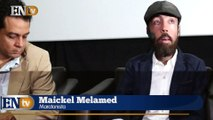 """Maickel Melamed: """"Amo a la gente que me alaba y amo a la gente que me critica"""""""
