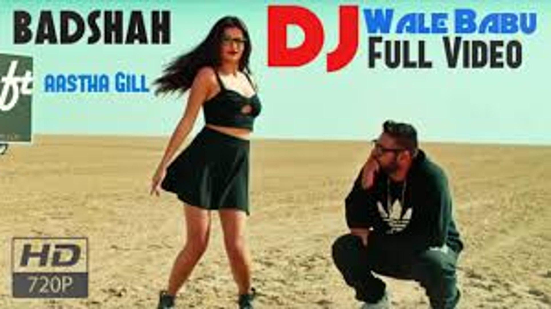 DJ Wale Babu (Full Video) Badshah ft  Aastha Gill - Party Anthem Of 2015 HD