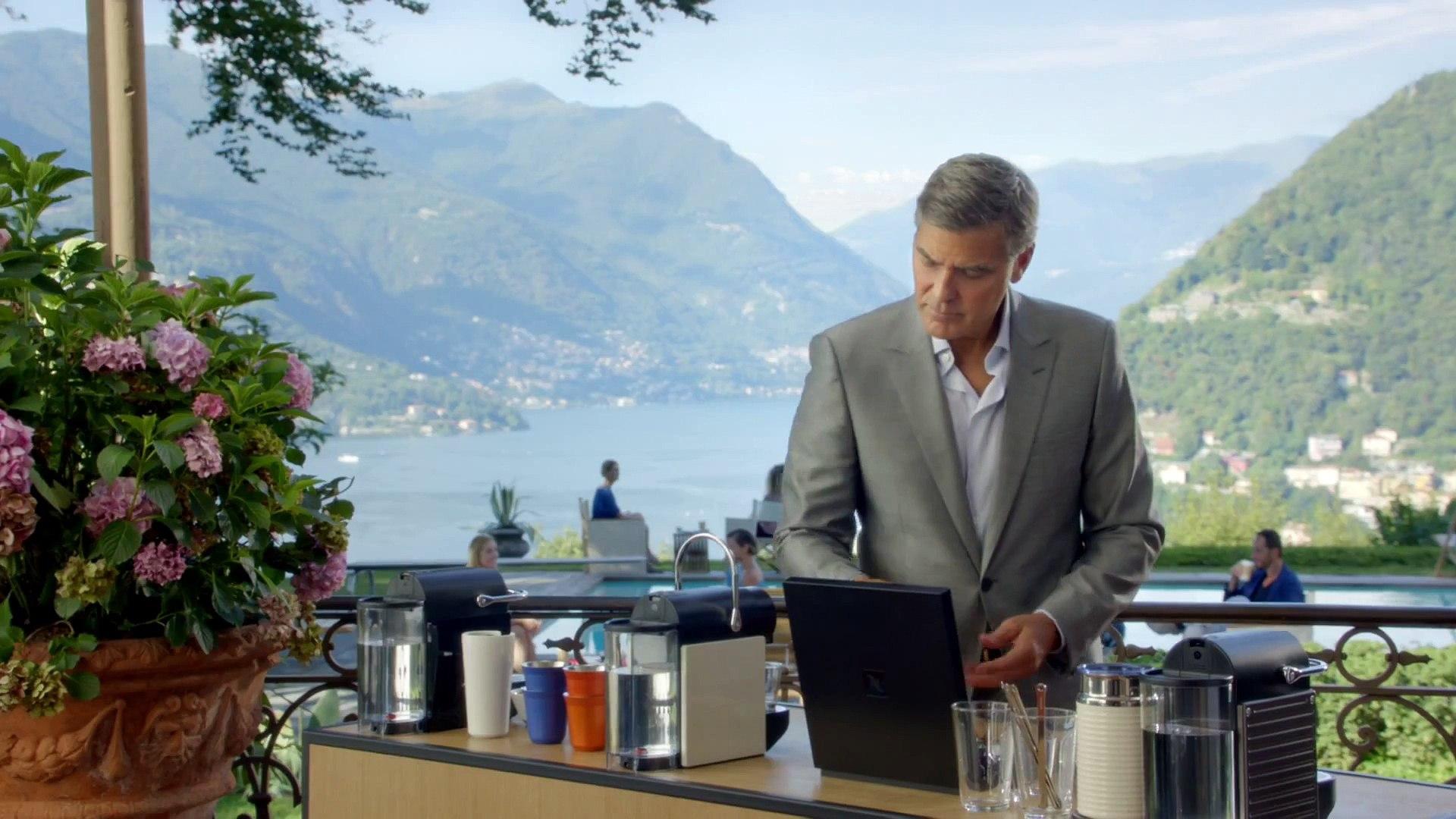 Pub Nespresso - What more ? avec Jack Black et Georges Clooney - Teaser [HD]