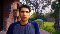 Cricket Bites- Misbah-ul-Haq - Pakistan Cricket Team  pak vs eng 2015 Answers the Fans Question