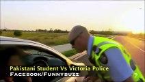 Australian Police (Victoria) vs Pakistani Students - Very Hilarious English Conversation