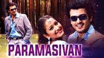 Paramasivan | Tamil Full Movie | Ajith Kumar, Laila