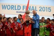 Danone Nations Cup : finale mondiale en direct le 25 octobre 2015