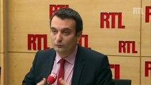 """Le Front national espère remporter """"trois ou quatre régions"""" selon Florian Philippot"""