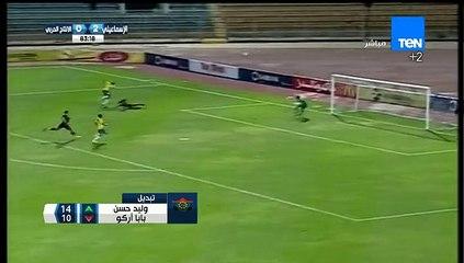 شيكابالا يضيع إنفراد في أولي مبارياته مع النادي الإسماعيلي بالدوري