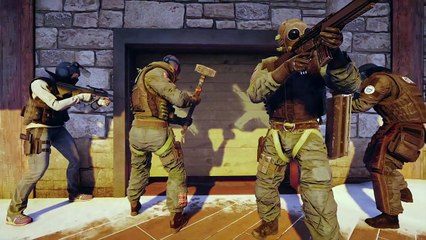 Trailer Gameplay  de Tom Clancy's Rainbow Six : Siege