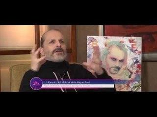 Entrevista a Miguel Bosé, 1 de 1 Gaby Natale – Superlatina
