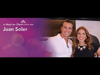 Entrevista a Juan Soler, 1 de 5 / SuperLatina - Gaby Natale