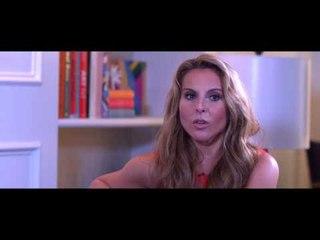 Entrevista a Kate del Castillo, 4 de 5  / SuperLatina - Gaby Natale