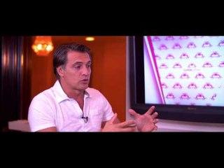 Entrevista a Juan Soler, 3 de 5 / SuperLatina - Gaby Natale
