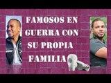 Famosos en guerra con su propia familia 1: Romeo Santos y Henry - Gabriela Natale