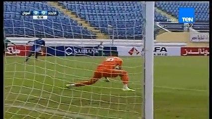 مباراة الاتحاد - أسوان 1 - 0 الدورى المصرى 2015 - 2016