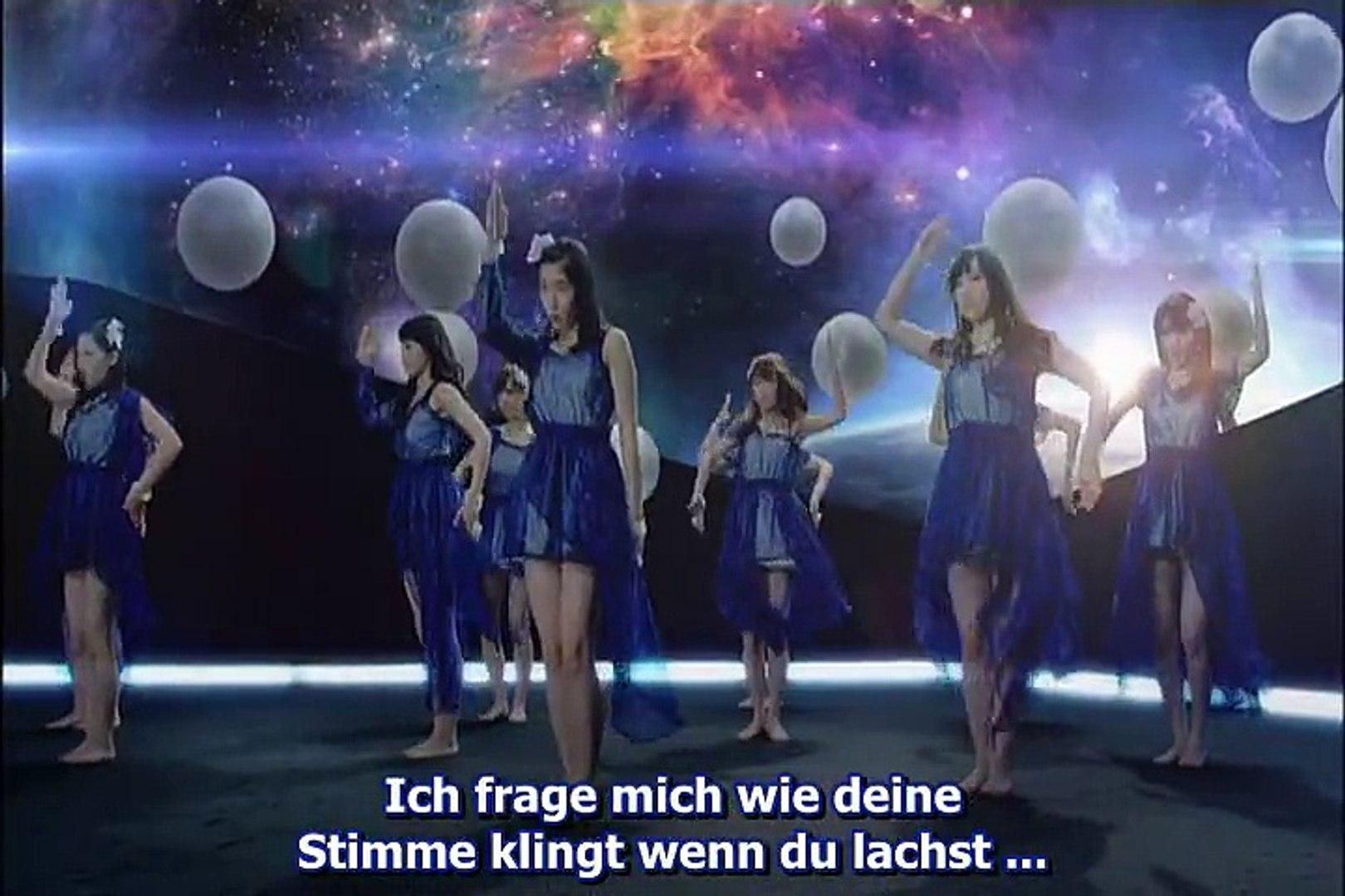 Morning Musume '14 - Toki wo Koe Sora wo Koe (deutscher Untertitel)