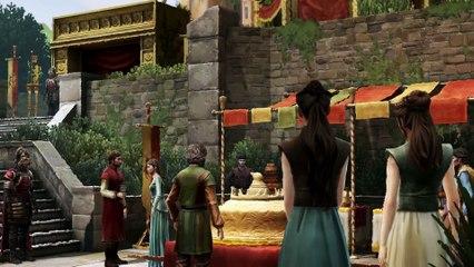 Game of Thrones  A Telltale Games Series - TV Cast Featurette de Game of Thrones
