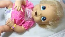 Baby alive Interactive Doll August 8th Upload Ebay Demo