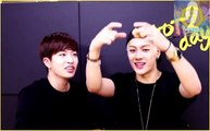 [SUB ESP] 151010 GOT2DAY  #06 Jackson y Youngjae.