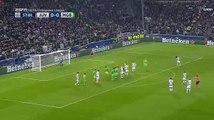 Paul Pogba Amazing Free-Kick Juventus vs Borussia Moenchengladbach